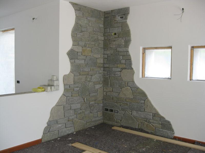 Pietra interni rivestimenti zz57 pineglen - Rivestimento muro interno ...