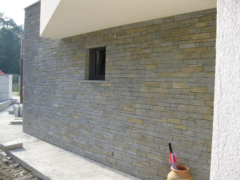 Perfect in pietra di luserna with muri rivestiti in pietra for Muri con pietre a vista